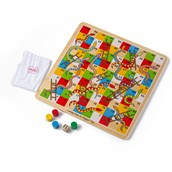Bigjigs Toys Snakes and Ladders