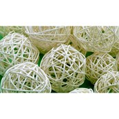 Wicker Balls - Pack of 20