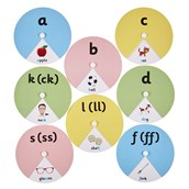 Phonics Spinners - Phase 2 from Hope Education