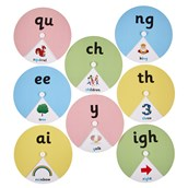 Phonics Spinners - Phase 3 from Hope Education