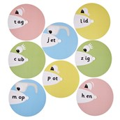 Phonics Spinners - Word Families from Hope Education