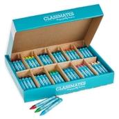 Classmates Jumbo Crayons - Pack of 144