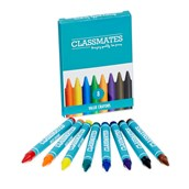 Classmates Value Crayons - Pack of 8