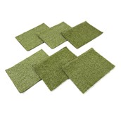 A3 Grass Mats from Hope Education - Pack of 6
