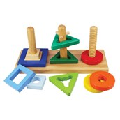 Bigjigs Toys Twist and Turn Puzzle