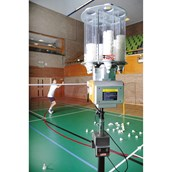 Badminton Shuttle Feeder Robot