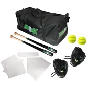 Bronx Baseball Starter Set - 4 Player