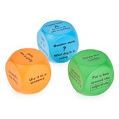 S.P.A.G Cubes from Hope Education