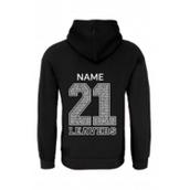 Leavers Hoodie 2021 - Assorted - Primary