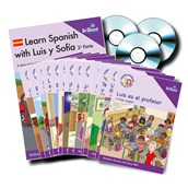 Spanish Starter Pack- Luis y Sofía: Part 2