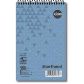 Rhino Shorthand Notebooks - 200 x 127mm - Pack of 10