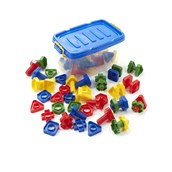 Nuts and Bolts - Pack of 72