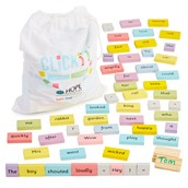 Click It Sentence Building Sack from Hope Education
