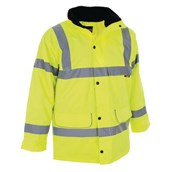 High Visibility Reflective Jacket - Medium