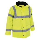 High Visibility Reflective Jacket - Large