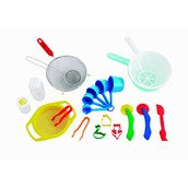 Messy Play Tool Set - Pack of 22