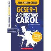 A Christmas Carol Revision Book- AQA English Literature