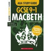Macbeth Revision Book- AQA English Literature