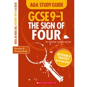 The Sign of Four Revision Book- AQA English Literature