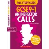 An Inspector Calls Revision Book- AQA English Literature