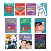 Puberty, Gender & Sexual Identity Book Pack - Pack of 10