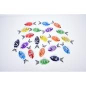 Rainbow Gel Number Fish 0-20