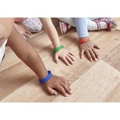 Personalised Wristbands - Blue