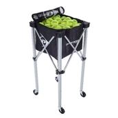 Dunlop Foldable Teaching Ball Cart - Black
