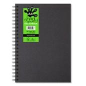 Spiral Sketchbooks - Portrait - A4 - Black Paper