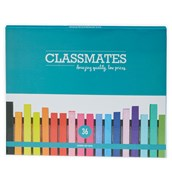Classmates Soft Pastels - Pack of 36