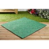Indoor/Outdoor Mat - Grass Design