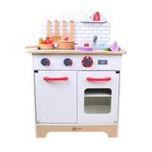 Wooden Chefs Kitchen and Accessories