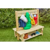 Coat & Wellie Stand from Hope Education