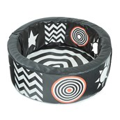 Black and White Sensory Ring from Hope Education