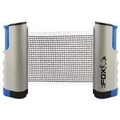 Fox TT Retractable Table Tennis Net - Grey/Blue