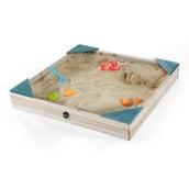Plum® Colours Wooden Sandpit