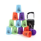 Stacking Cups - Assorted - Pack of 12