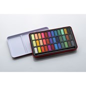Specialist Crafts Watercolour Tablet Set of 36