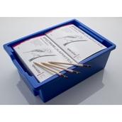 Spectrum Graphites HB Pencils 1200 Tray
