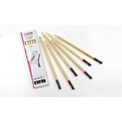 Spectrum Graphite Pencils - Pack of 6