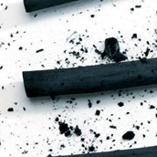 Specialist Crafts Charcoal Sticks - Thick