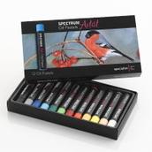 Spectrum Artist Oil Pastels - Pack of 12