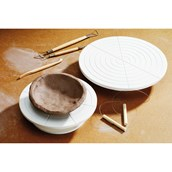 Specialist Crafts Terracotta Earthenware Grogged Clay