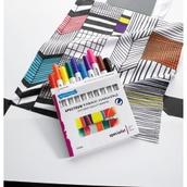 Spectrum Fabric Markers