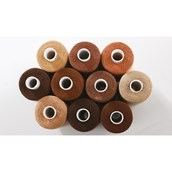 SureStitch 1000m Reel Mixed Packs - Browns