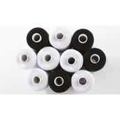 SureStitch 1000m Reel Mixed Packs - Black & White