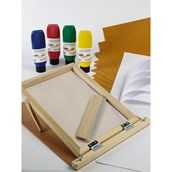 Specialist Crafts Screen Printing Beginner's Pack