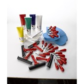 Specialist Crafts Easy Cut Lino Printing Class Pack