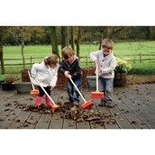 Wooden Sweeping Brushes - Pack 4 from Hope Education