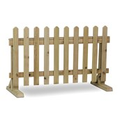 Millhouse Outdoor Movable Fence Divider Panel